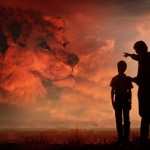 lion_father-and-son